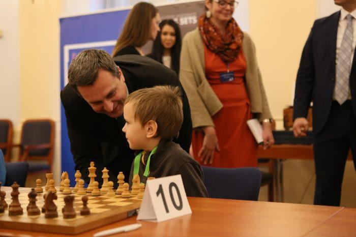 Predseda NR SR a SNS Andrej Danko oživil na Slovensku šachovú tradíciu