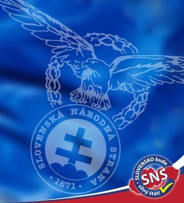 Uznesenie predsedníctva SNS