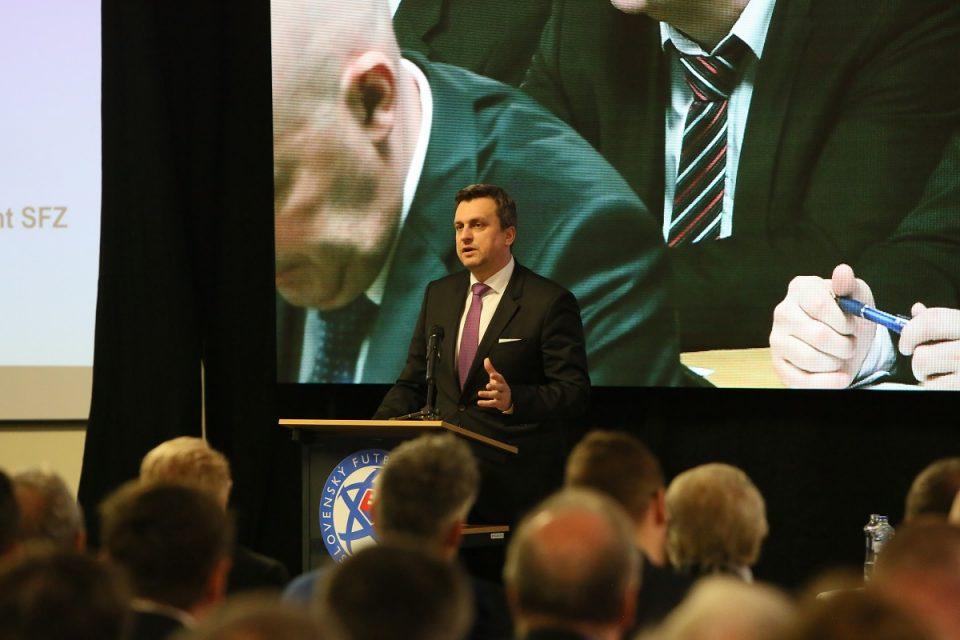 A. Danko - Volebná konferencia SFZ