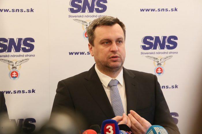 A. Danko - Po rokovaní s Petrom Pellegrinim