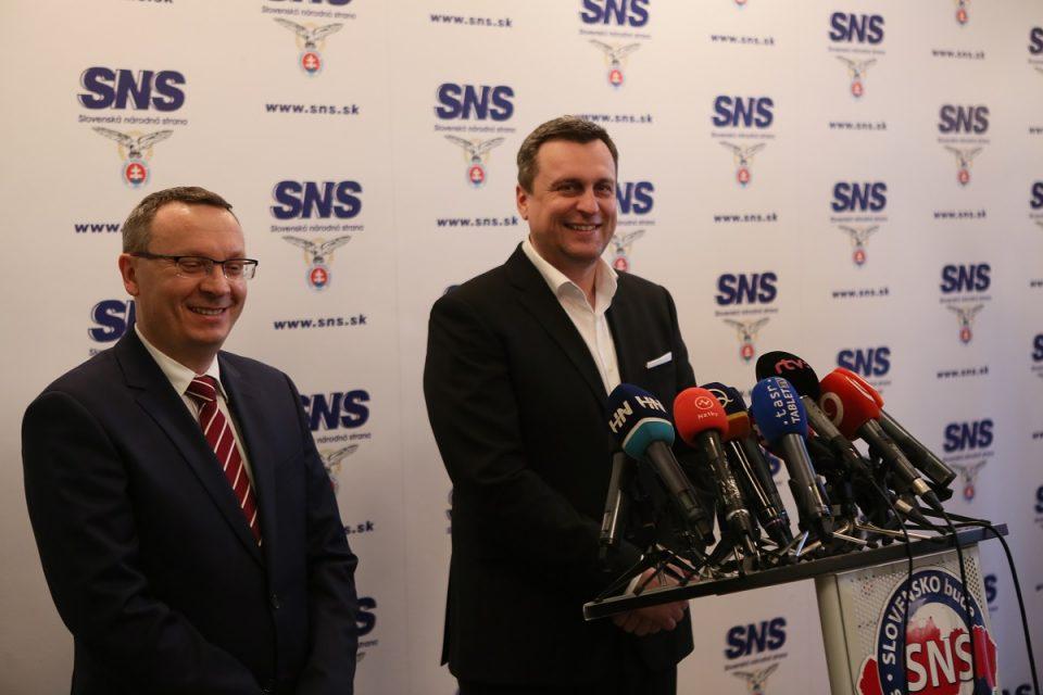 A. Danko - Po rokovaní predsedníctva SNS