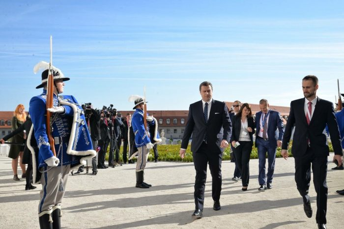 Predseda NR SR a SNS Andrej Danko zajtra odcestuje na Konferenciu predsedov parlamentov členských štátov EÚ do Estónska.