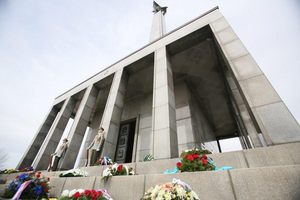 A. Danko - 73. výročie oslobodenia Bratislavy