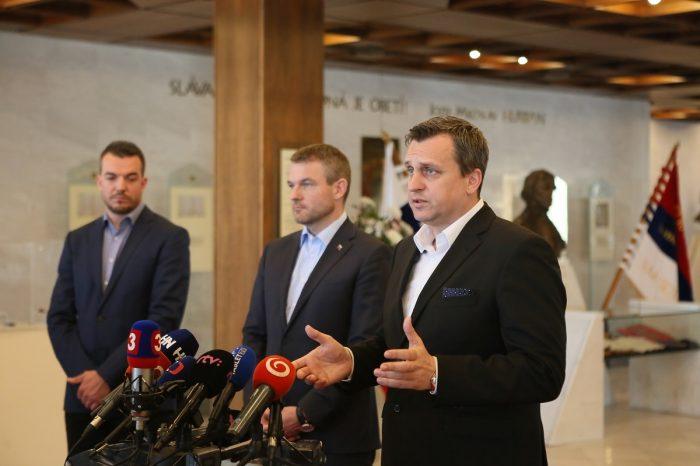 Andrej Danko: Nečakajme žiadne hádky, spolupracujeme ďalej
