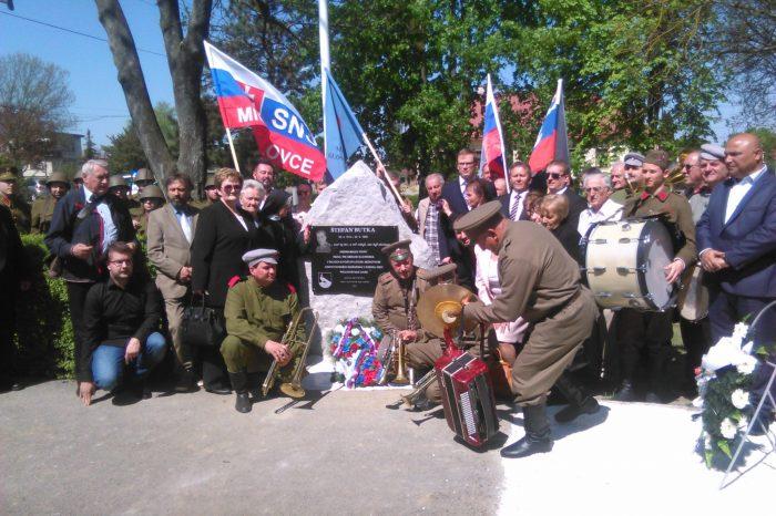 80 rokov od Malej vojny vPavlovciach nad Uhom.