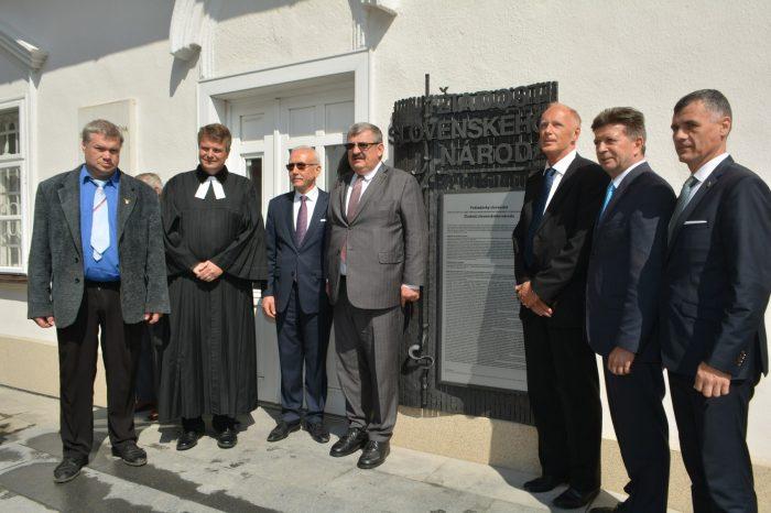 170. výročie Žiadostí slovenského národa