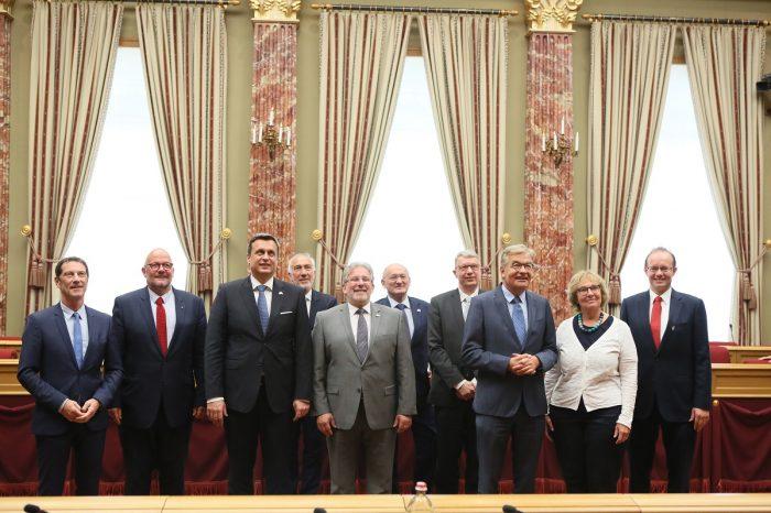 A. Danko - Rokovania v Luxembursku