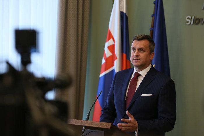 A. Danko: Dôrazne protestujem proti spravodajskej hre Ukrajiny