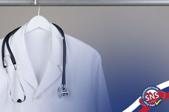 Štefan Zelník: Zdravotnícki asistenti sa premenujú na praktické sestry