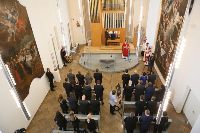 Po viac ako 200 rokoch bude mať Bratislavský hrad opäť kaplnku