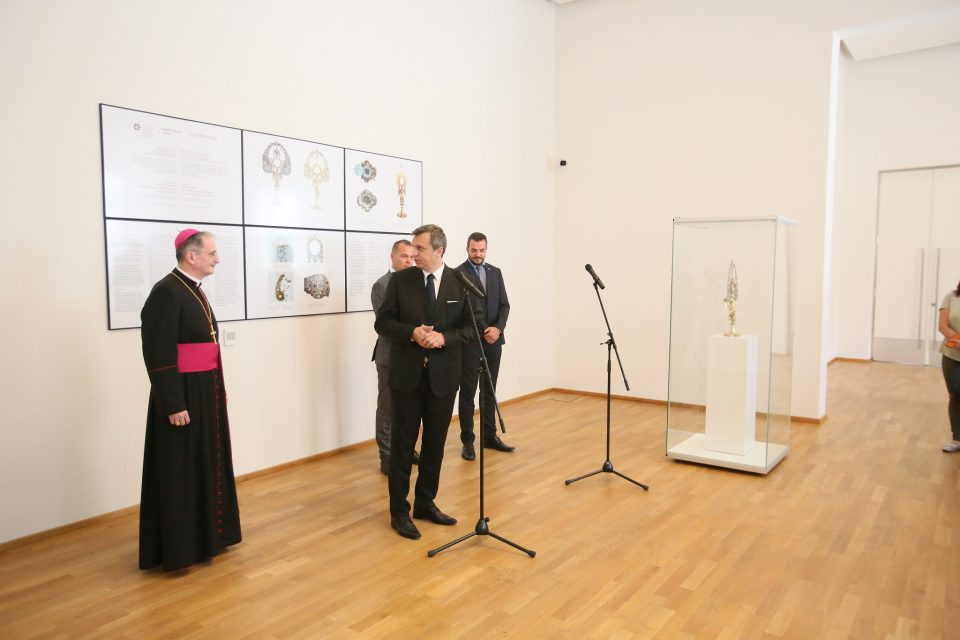 A. Danko - Vysvätenie kaplnky na Bratislavskom hrade
