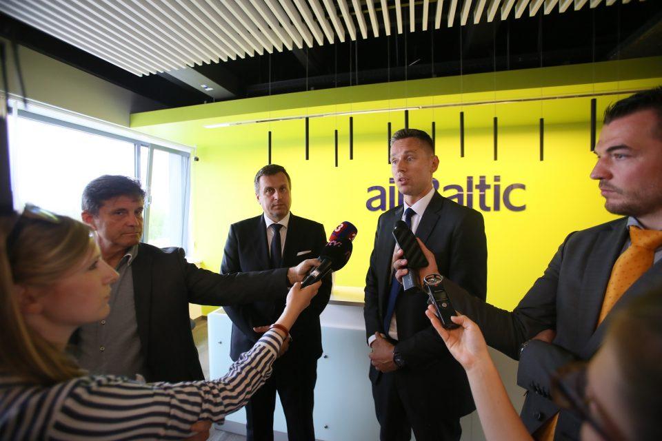 A. Danko - Po návšteve leteckej spoločnosti v Lotyšsku