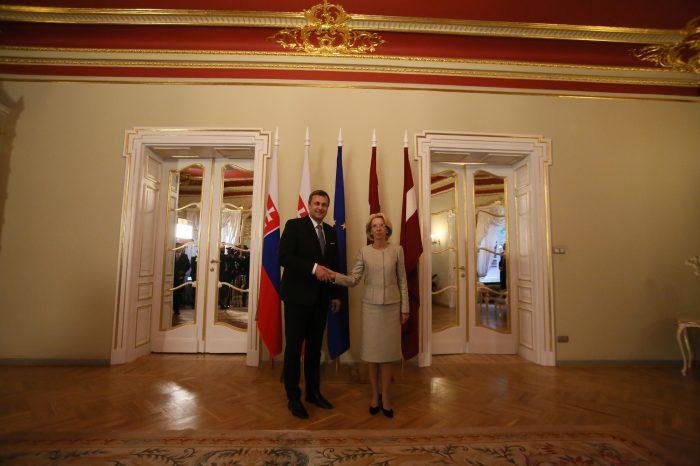 Slovenský parlament bude iniciátor stretnutia V4 a pobaltských štátov