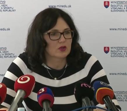 M. Lubyová - O situácii vo VÚDPaP