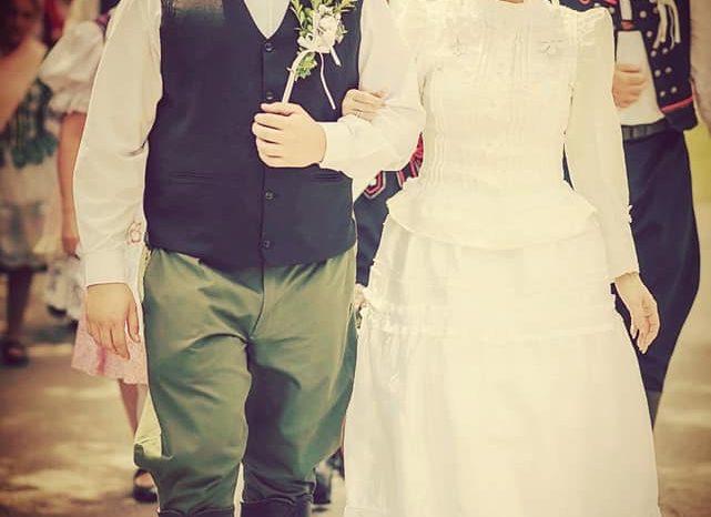 Rozhanovská svadba – Kedysi adnes