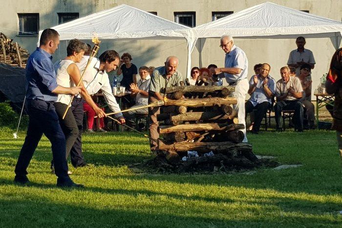 Vatra zvrchovanosti v Galante