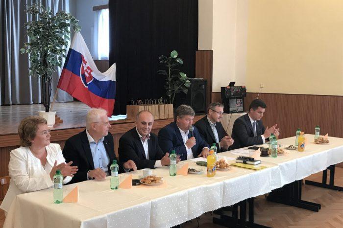 Zasadnutie Rady primátorov a starostov v Malinovej