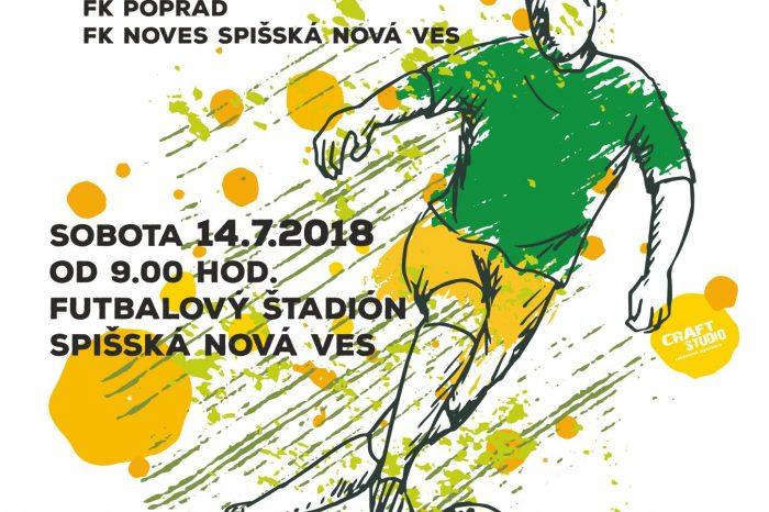 VIII. Memoriálu Alexandra Nagya - Futbalový turnaj
