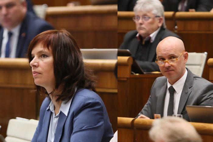 SNS žasne, kde chodí pani Remišová s Gröhlingom na hlúposti o snahe SNS ovládnuť SAV.
