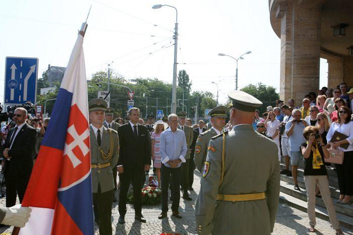 Predseda parlamentu Andrej Danko si dnes uctil pamiatku obetí augusta 1968