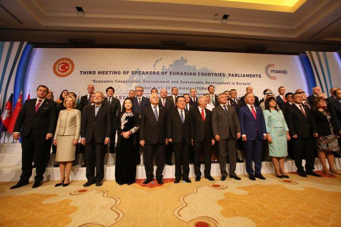 A. Danko: Účasť na euroázijskom samite môže slovenským podnikateľom otvoriť dvere na východ od nás