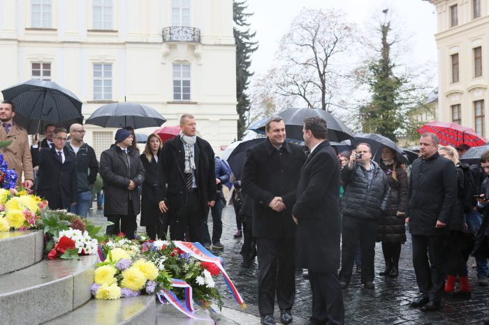 A. Danko: Vznik ČSR bol jeden z najdôležitejších míľnikov našej histórie