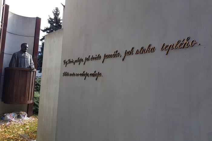 Deň Martina Rázusa si v Liptovskom Mikuláši pripomenuli i národniari