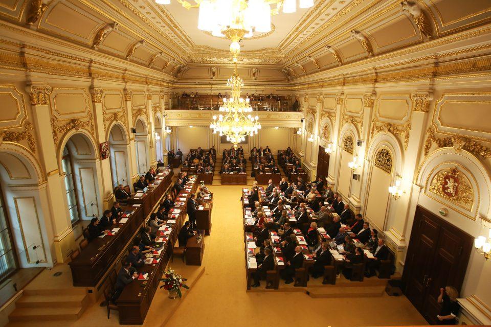 A. Danko - Celý prejav v Poslaneckej snemovni Parlamentu ČR