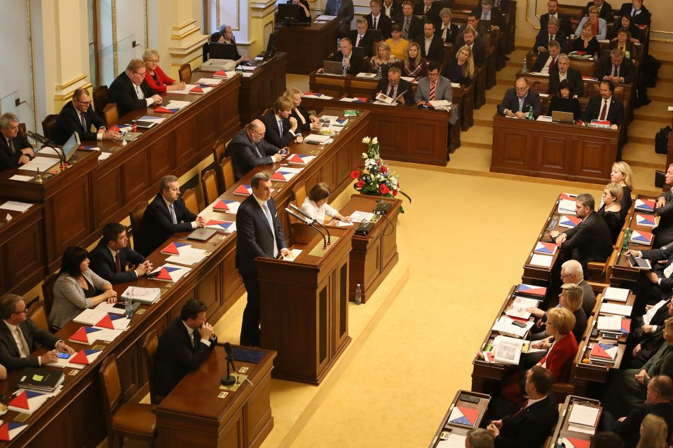 A. Danko - Prejav v Poslaneckej snemovni Parlamentu ČR