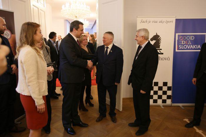 Andrej Danko: Škoda, že aj v živote neplatia pravidlá, tak ako v šachu