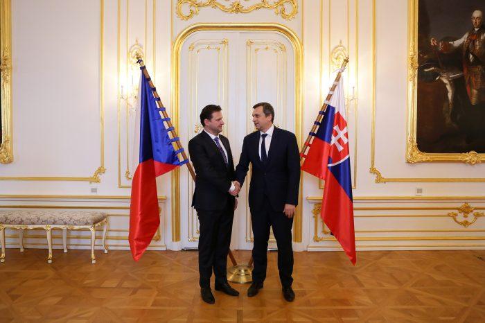 Andrej Danko: Priateľstvo s Čechmi nám závidia na každom stretnutí