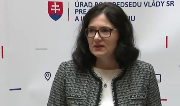 M. Lubyová - O čerpaní eurofondov
