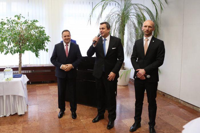 A. Danko - S primátorom Dankom v Poprade