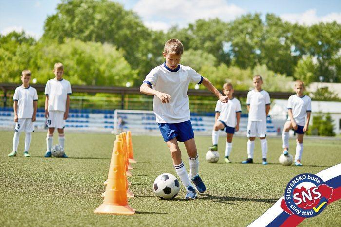 Nový štátny tajomník bude mať za úlohu zriadiť športové poukazy pre deti na dobrovoľnej báze
