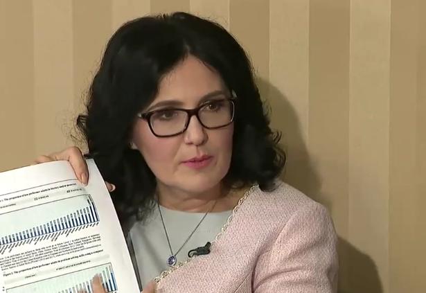 M. Lubyová - O stave a ambíciách ministerstva školstva