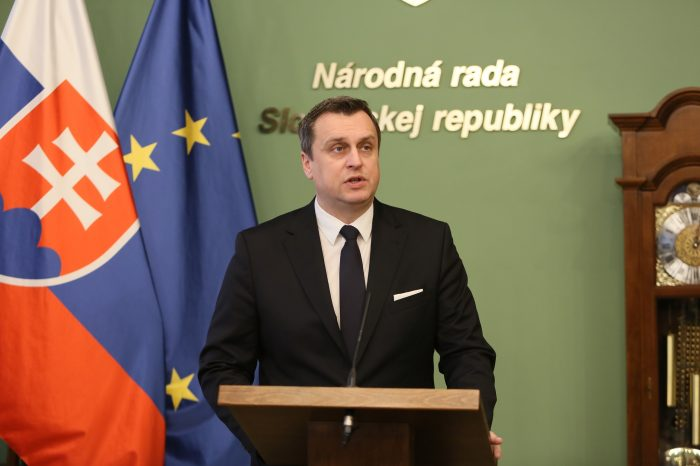 Andrej Danko: Nečakám, že sa opoziční poslanci ospravedlnia, ale vyzývam ich, aby aspoň uznali svoj omyl.