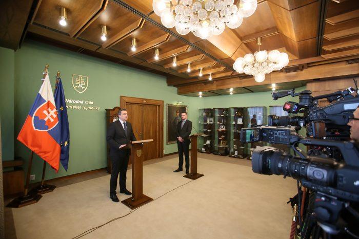 A. Danko - K prezidentským voľbám