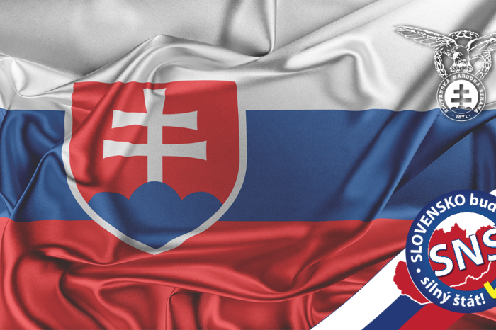 BOH OCHRAŇUJ SLOVENSKO ...
