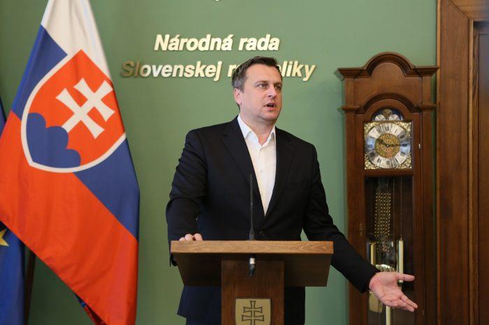 Andrej Danko: Opakovaná voľba kandidátov na ústavných sudcov bude na marcovej schôdzi parlamentu