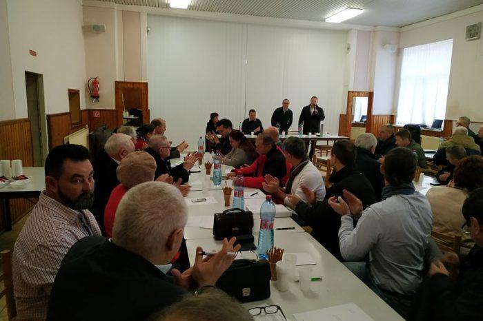 Okresná konferencia SNS Michalovce