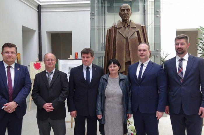 SNS sa zúčastnila spomienkového podujatia Janko Jesenský