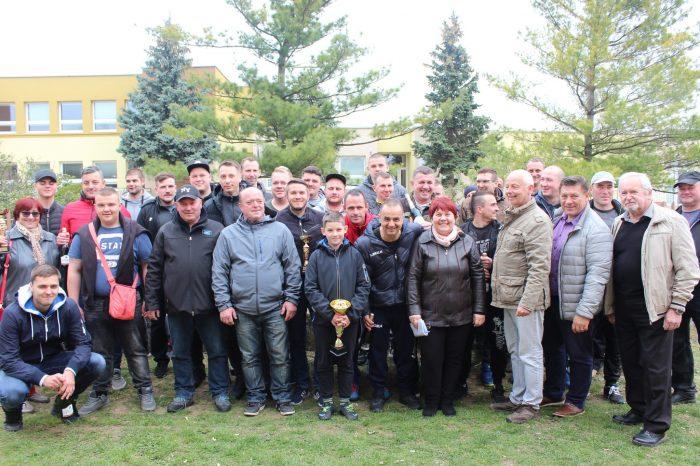 III. ročník futbalového turnaja v Hlohovci