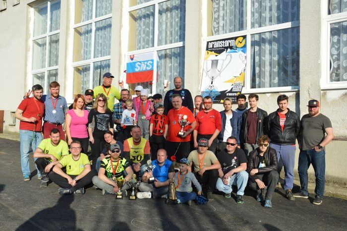Jawa retro race Bukovec 2019