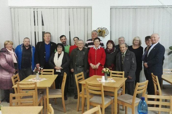 Okresná konferencia SNS vPiešťanoch
