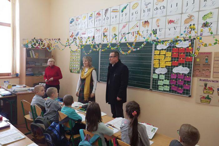 Poslanec NR SR na Ukrajine