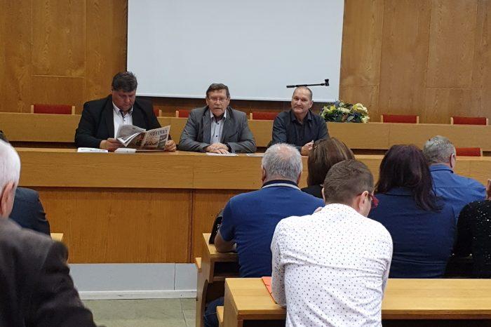 Predseda KR SNS Prešov absolvoval pracovné stretnutie so starostami okresu Vranov nad Topľou