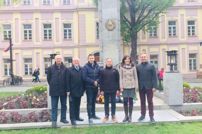 SNS v Liptovskom Mikuláši si uctila 74. výročie víťazstva nad fašizmom