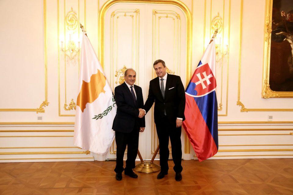 A. Danko - Cypru je potrebné podať pomocnú ruku