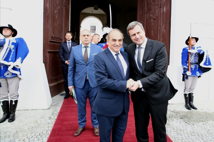 Andrej Danko: Musíme ukázať, že riešením problému nemôže byť konflikt