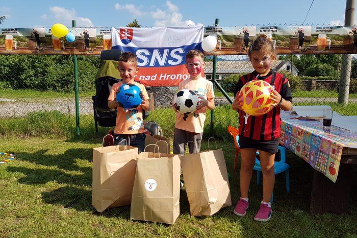 Medzinárodný deň detí v Žiari nad Hronom